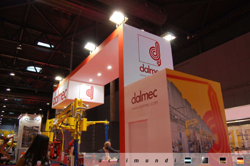 Hispack 2012 - Dalmec 7