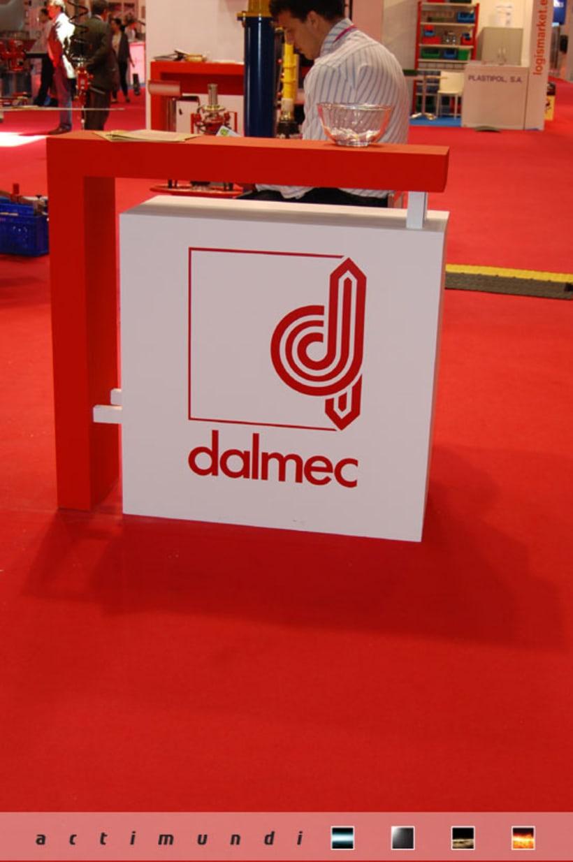 Hispack 2012 - Dalmec 4