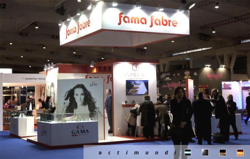 Cosmobelleza 2012 - Fama Fabré 2