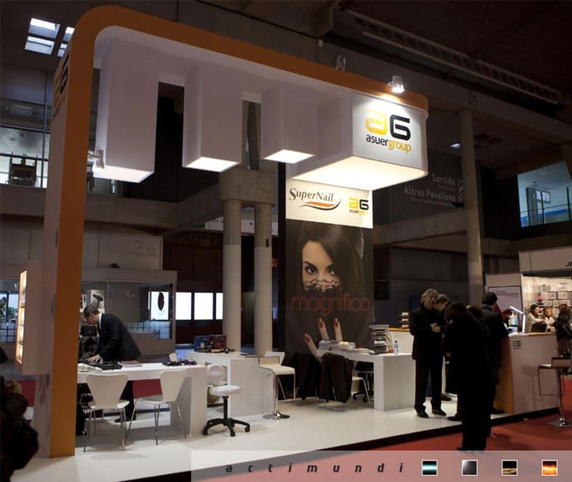 Cosmobelleza 2012 - Asuer Group 2