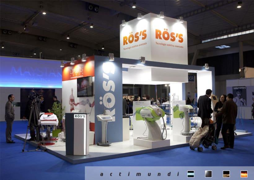 Cosmobelleza 2012 - Röss's 2