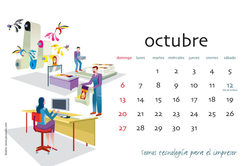 Calendario ABBA Graphics para 2013 11