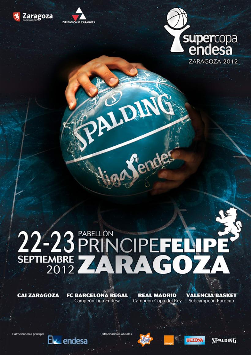 ACB / SuperCopa Endesa - Zaragoza 2012 2