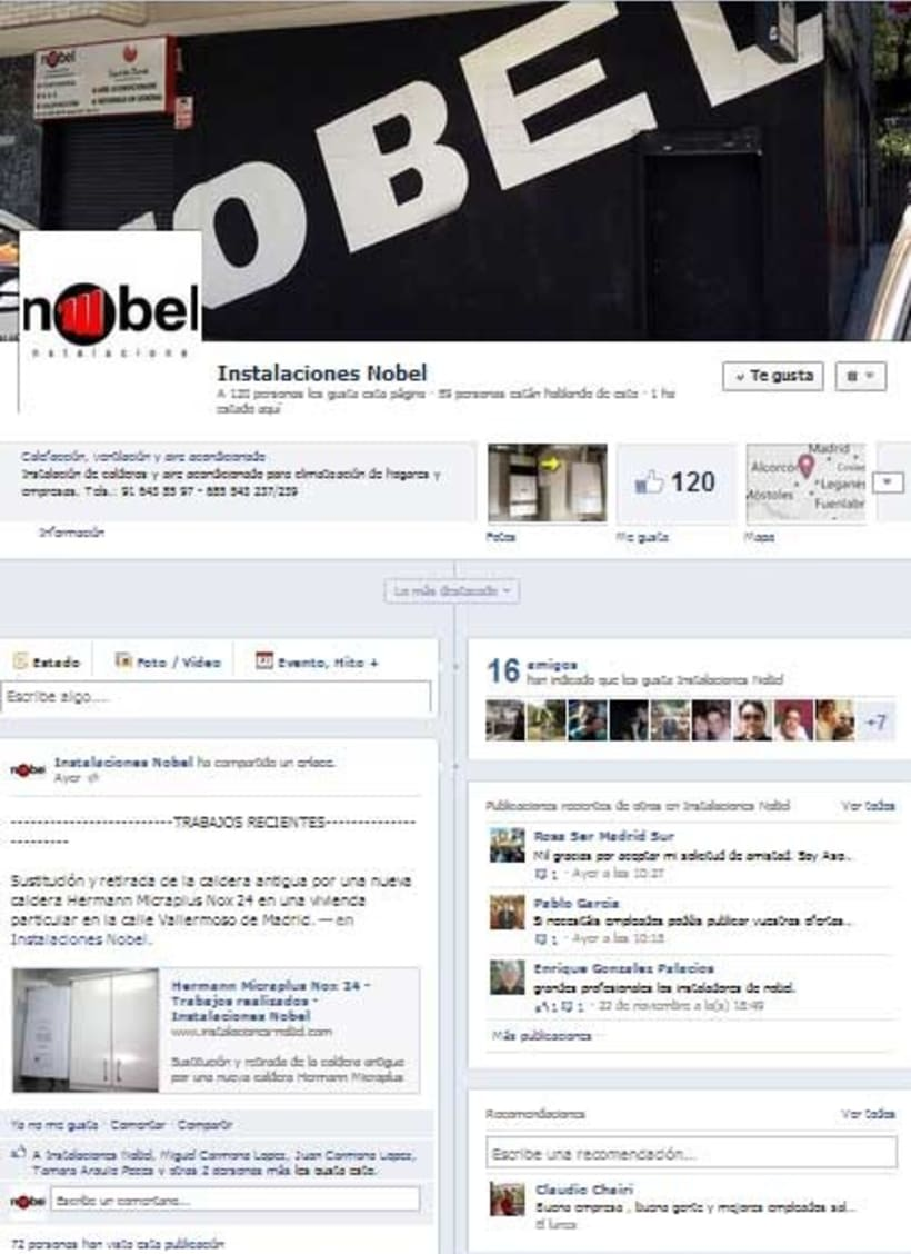 Perfil Facebook 2