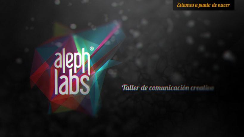 Branding Aleph Labs 2