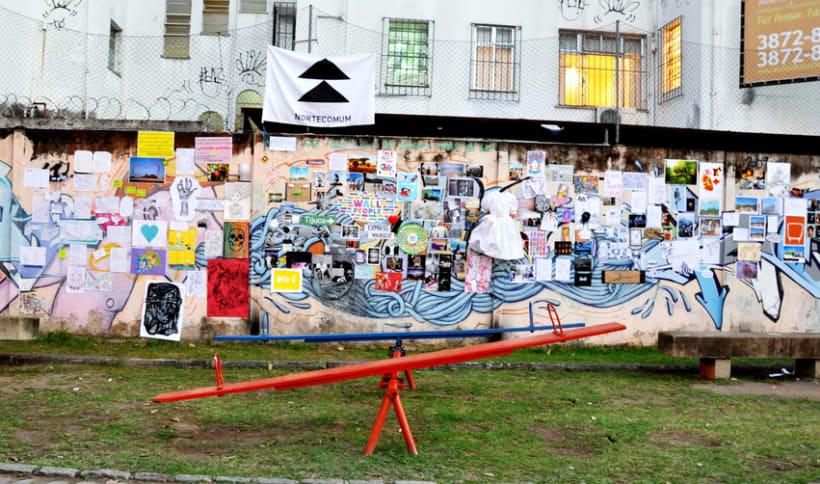 Wallpeople / Arte urbano colaborativo 2009-2012 3