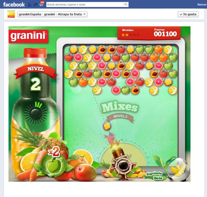 Atrapa tu fruta 3
