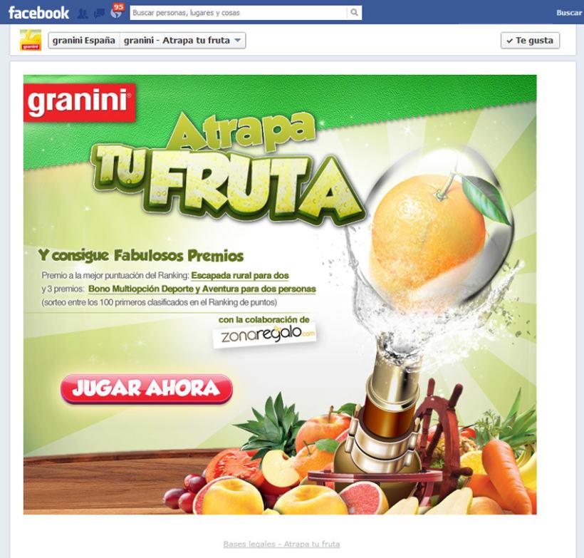 Atrapa tu fruta 2