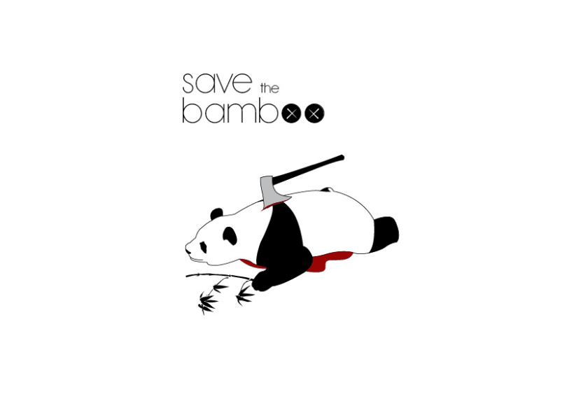 Save the Bamboo 1