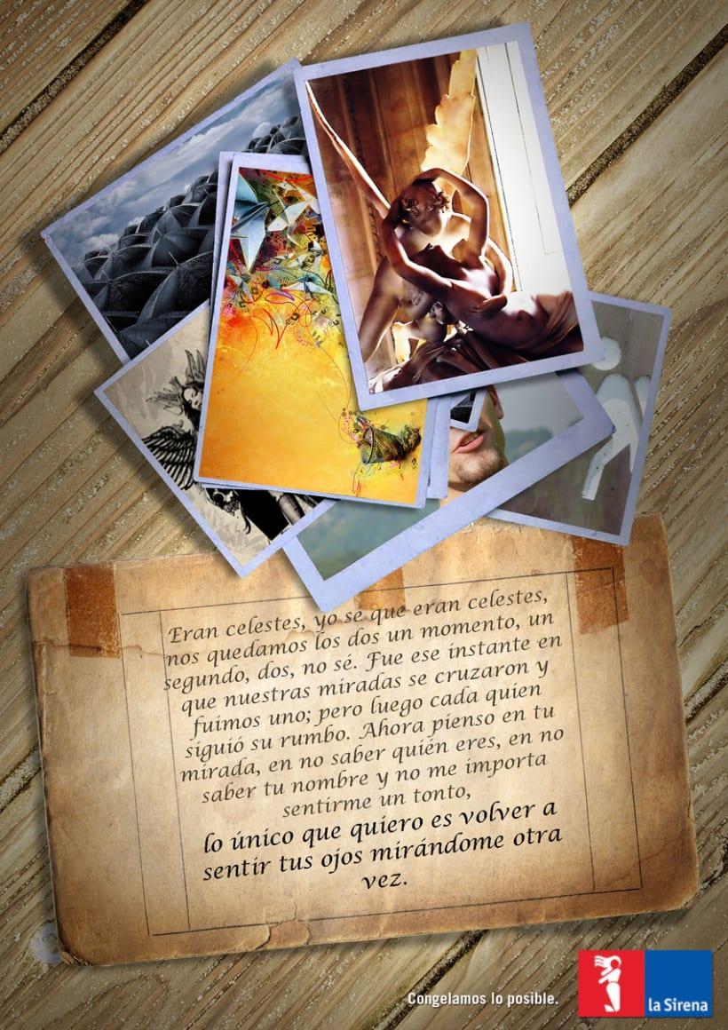 Campaña para La Sirena - Escuela Complot 4