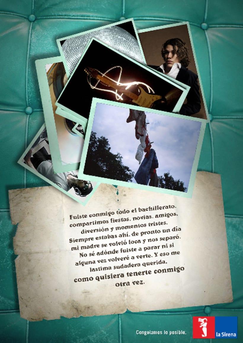Campaña para La Sirena - Escuela Complot 5