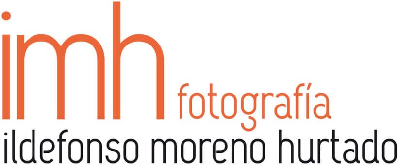 Logotipo para Fotografo 1