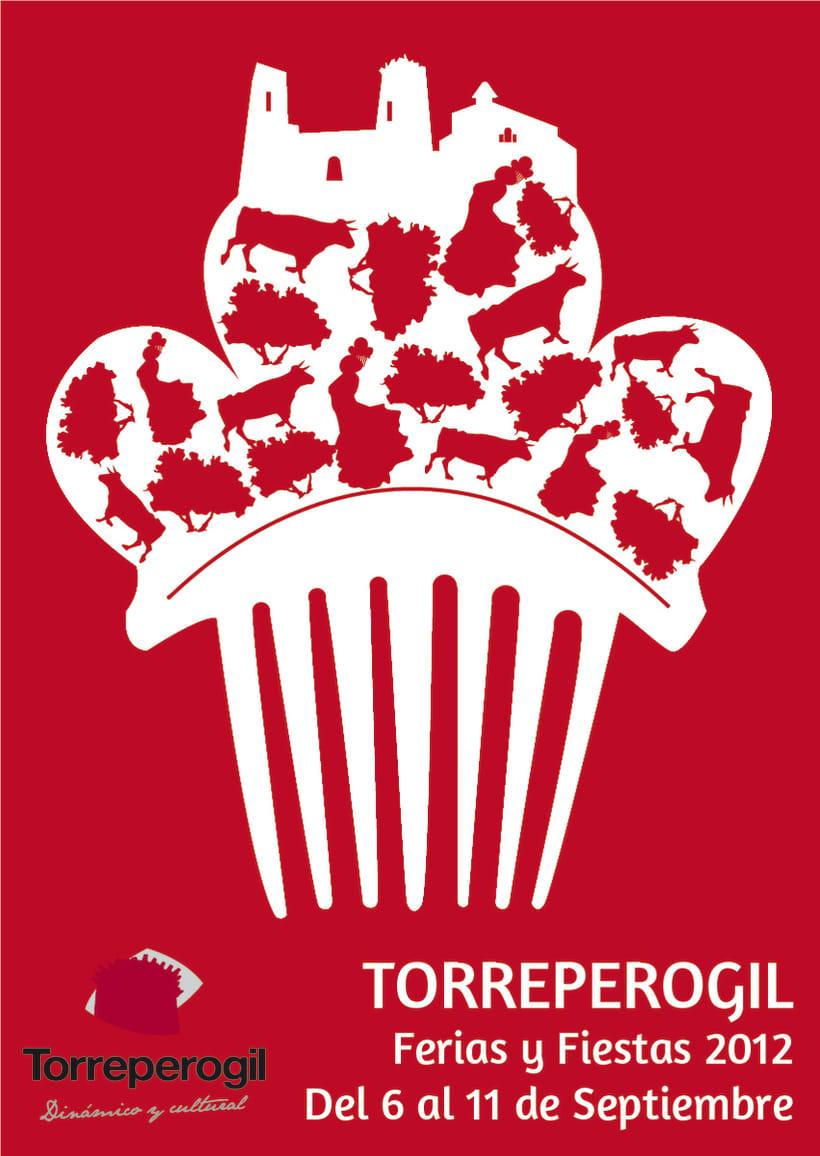Cartel Feria Torreperogil 2012 1
