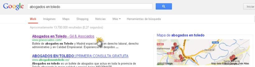 Website Abogados - Gil & Asociados 9