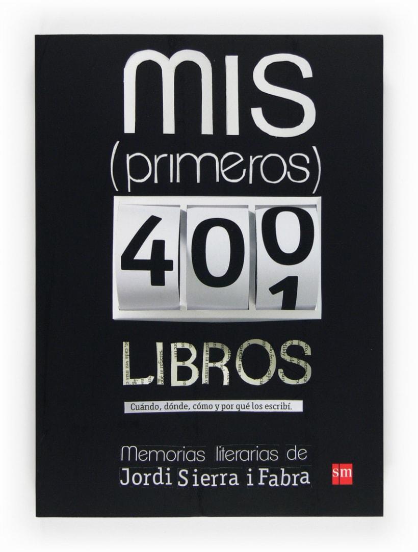 libros de Memorias  1