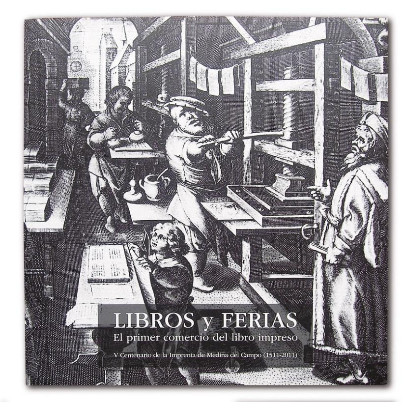 Libros y Ferias: El primer comercio del libro impreso 2