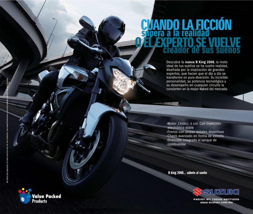 Gráficas para Suzuki México 4