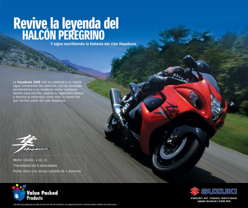 Gráficas para Suzuki México 5