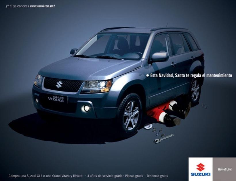 Gráficas para Suzuki México 2