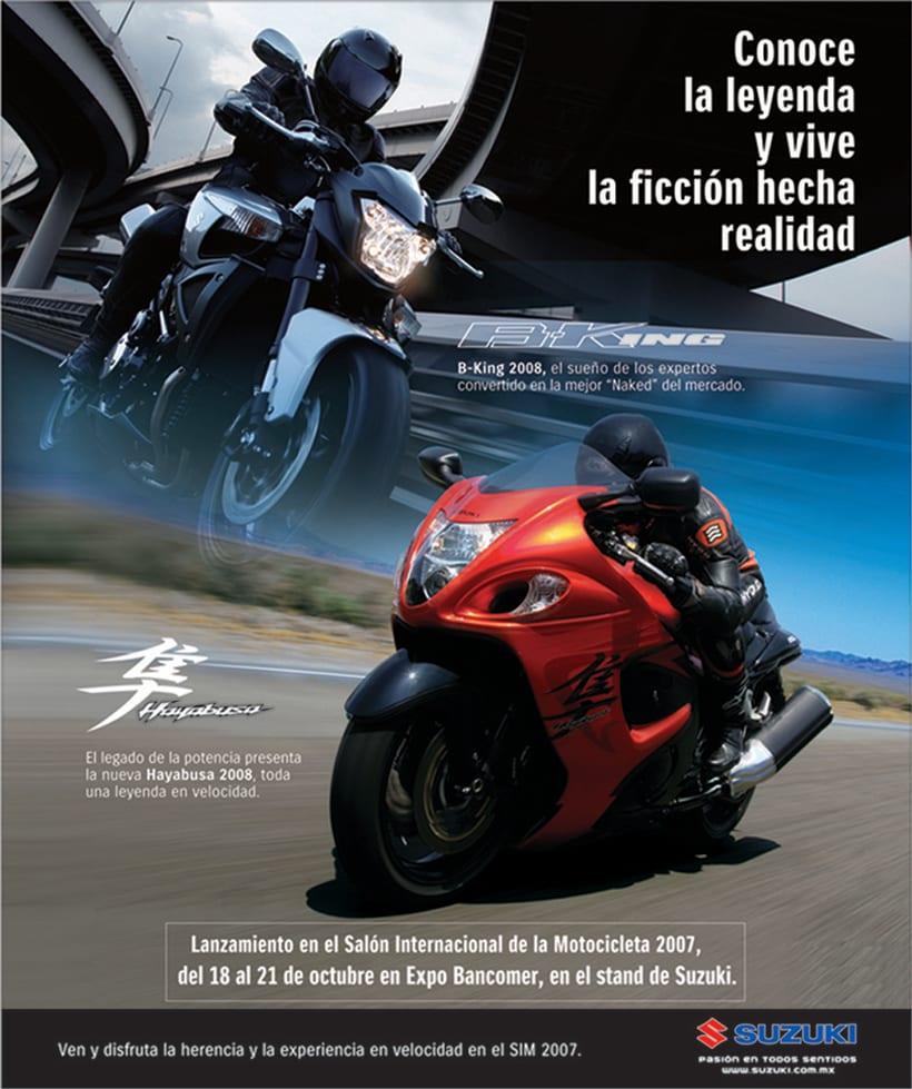 Gráficas para Suzuki México 3