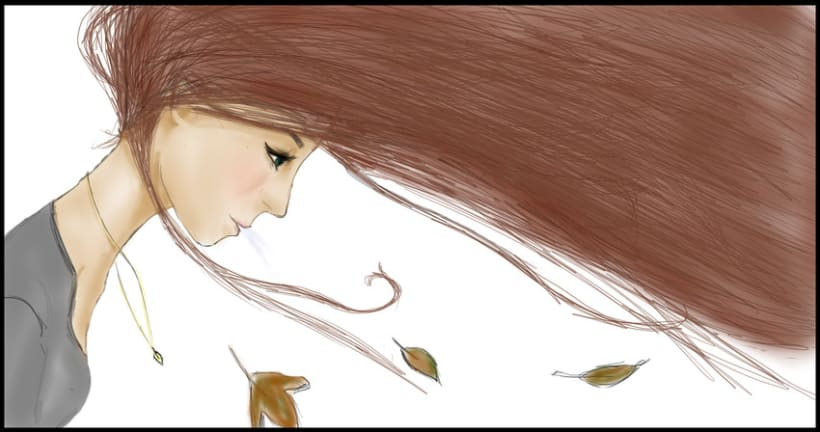 Autumn girl 3
