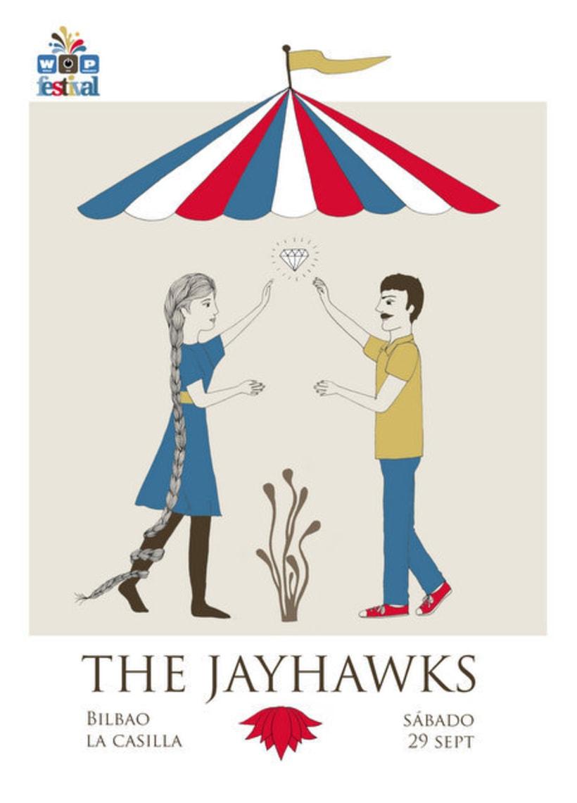 The Jayhawks poster 1
