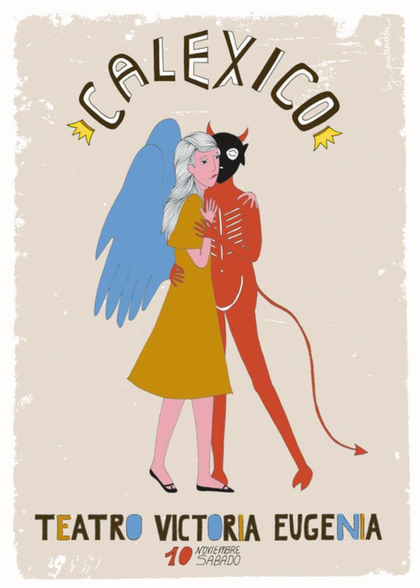 Calexico poster 1