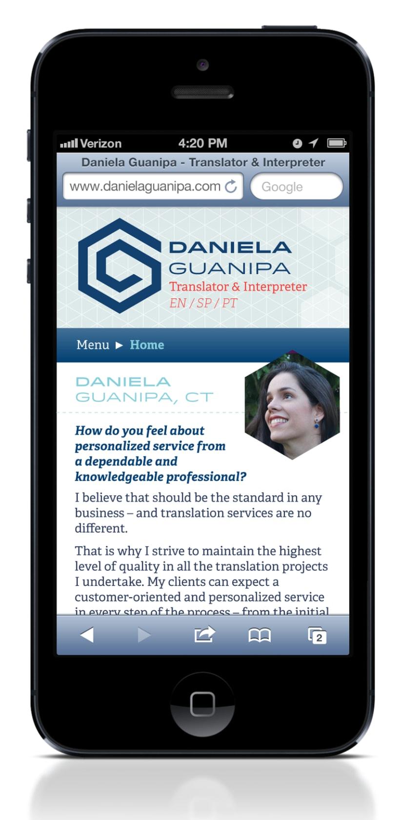 Daniela Guanipa, traductora 14