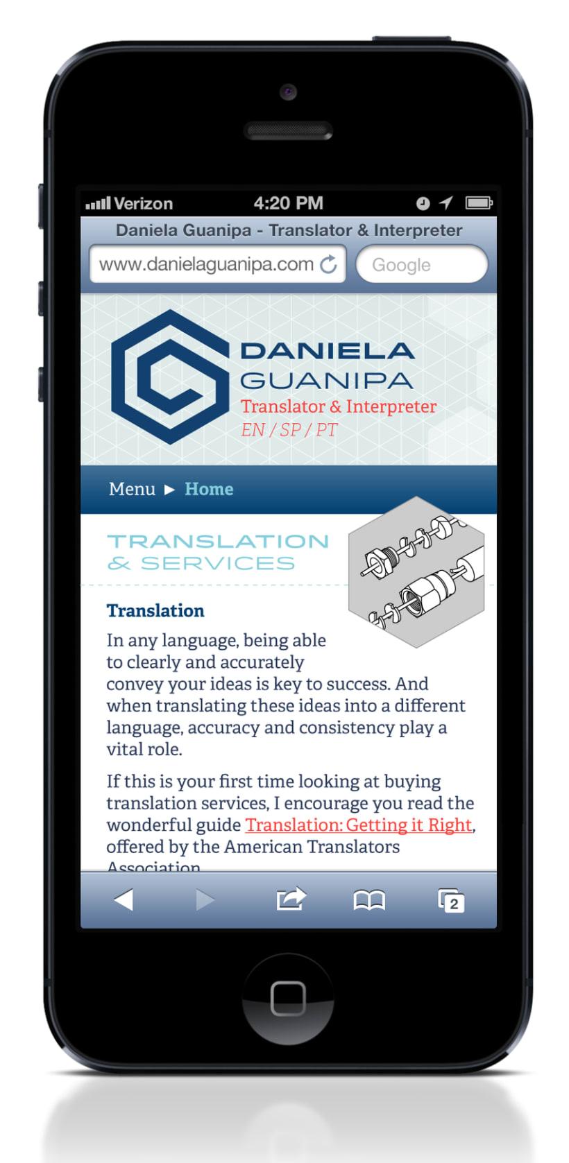 Daniela Guanipa, traductora 15