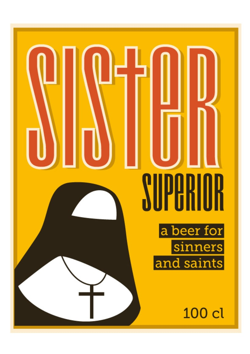 Sister Superior Beer 1