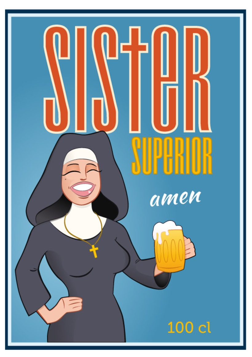 Sister Superior Beer 2