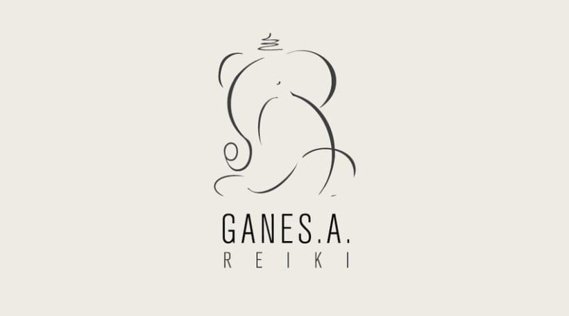 GANES.A. REIKI 0