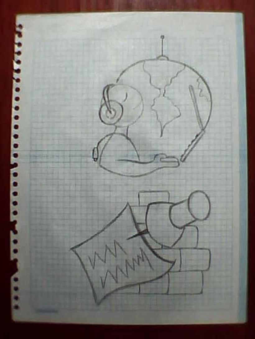 El cuaderno...  16