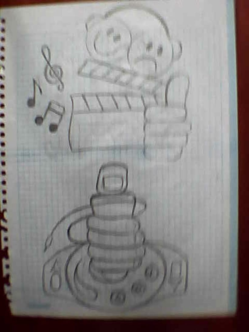 El cuaderno...  15