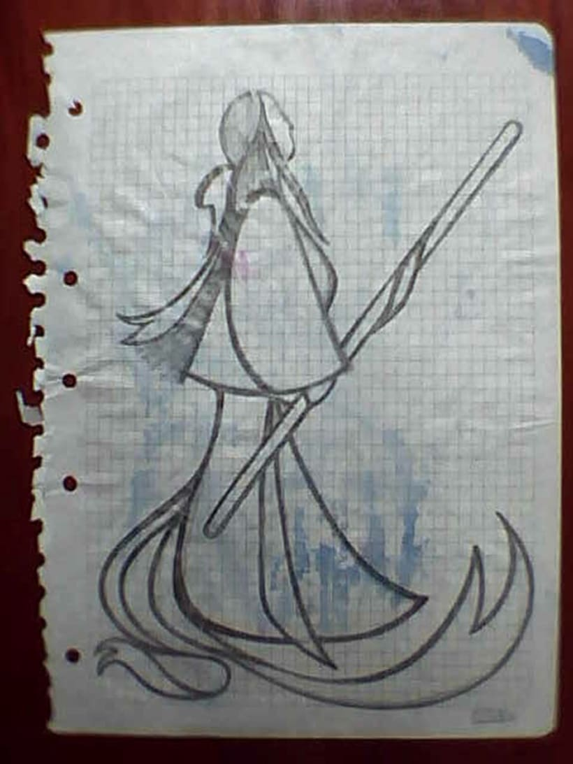 El cuaderno...  14