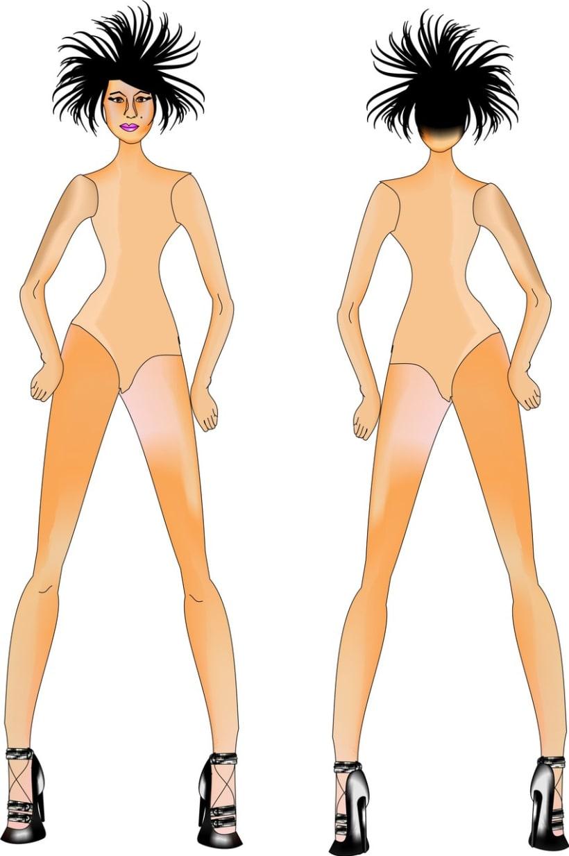 diseño de figurines 6