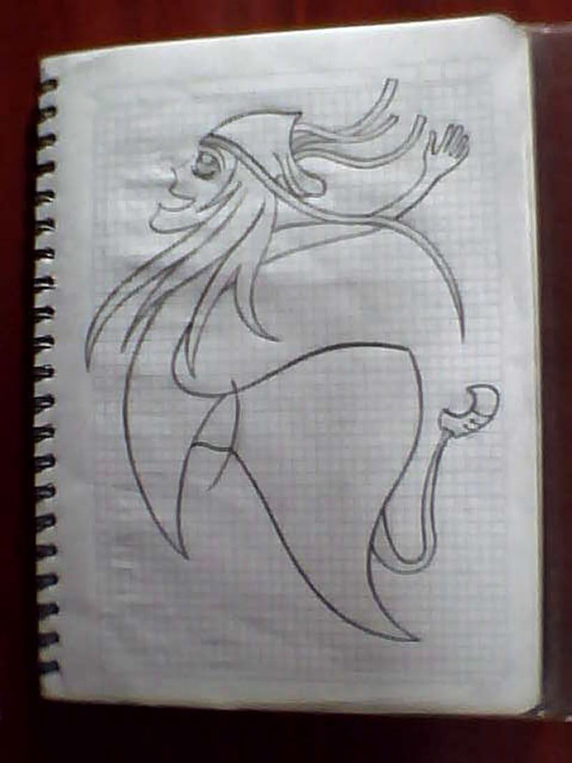 El cuaderno...  2