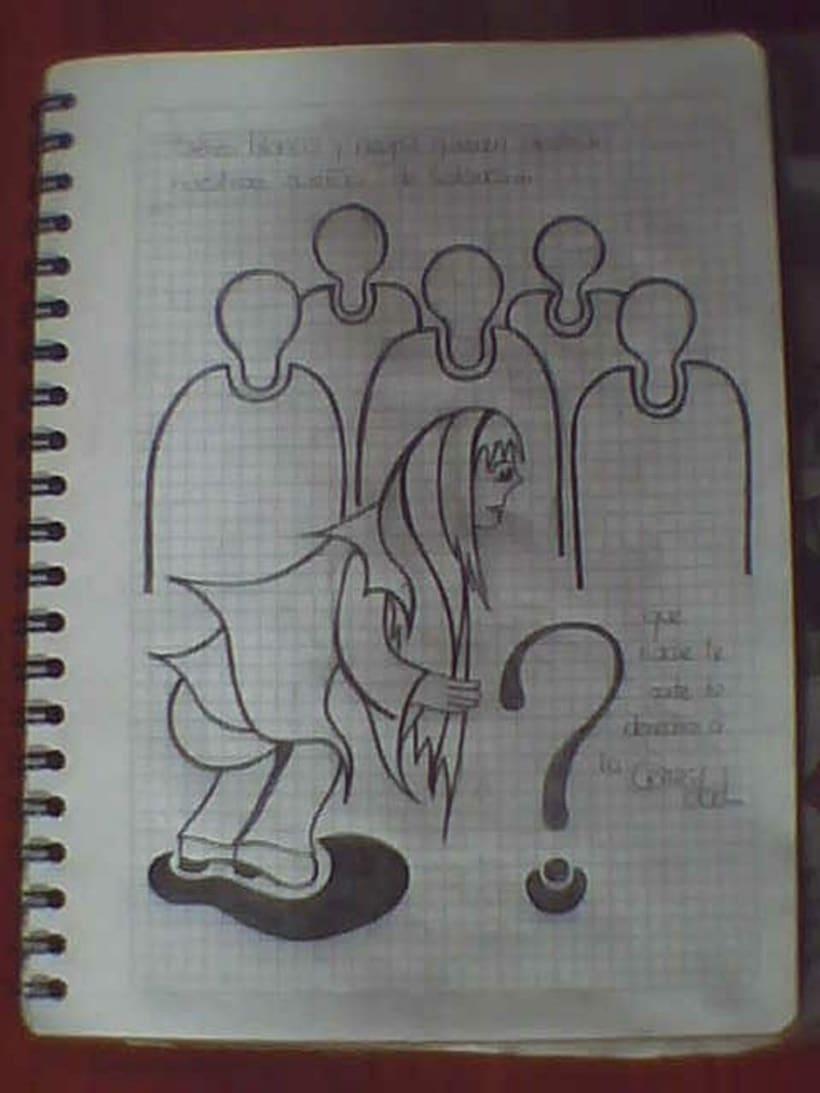 El cuaderno...  1