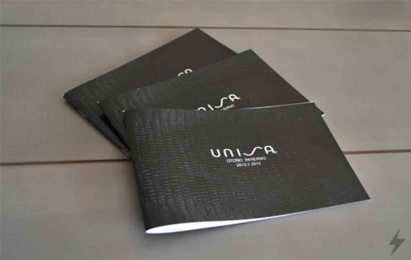 Unisa Catálogo Nueva Colección 2