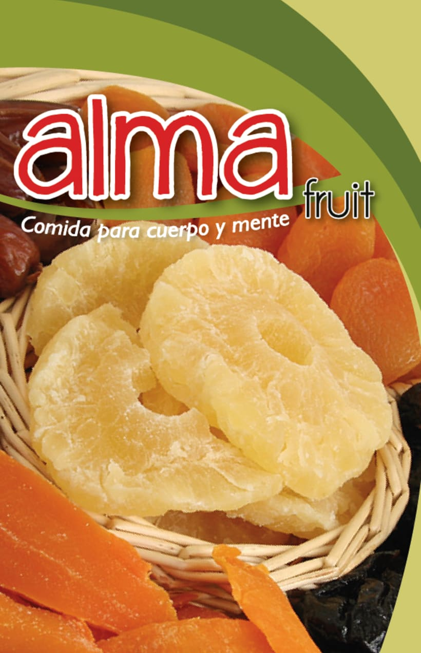 Alma Fruit 2