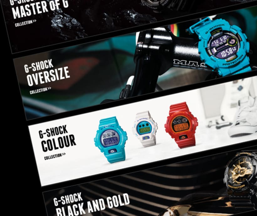 G- Shock Casio Website 5