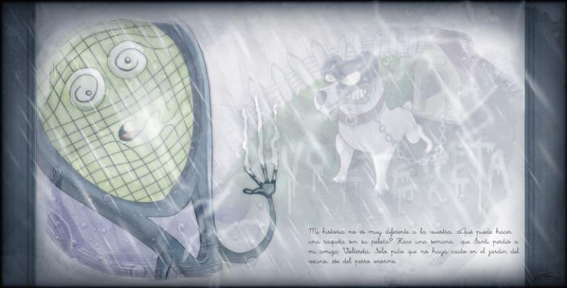 Ilustración - ¡Que Desastre! 5