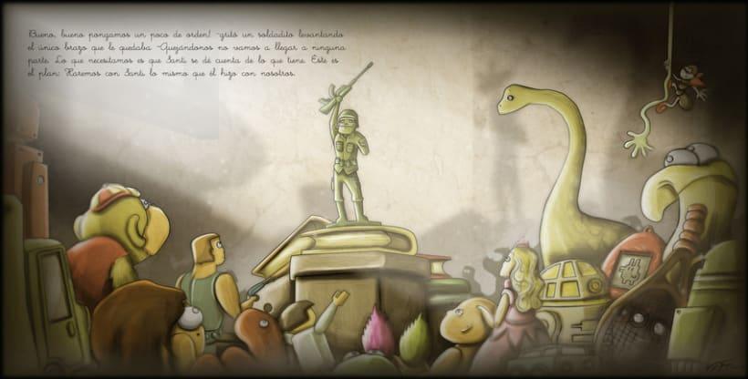 Ilustración - ¡Que Desastre! 6