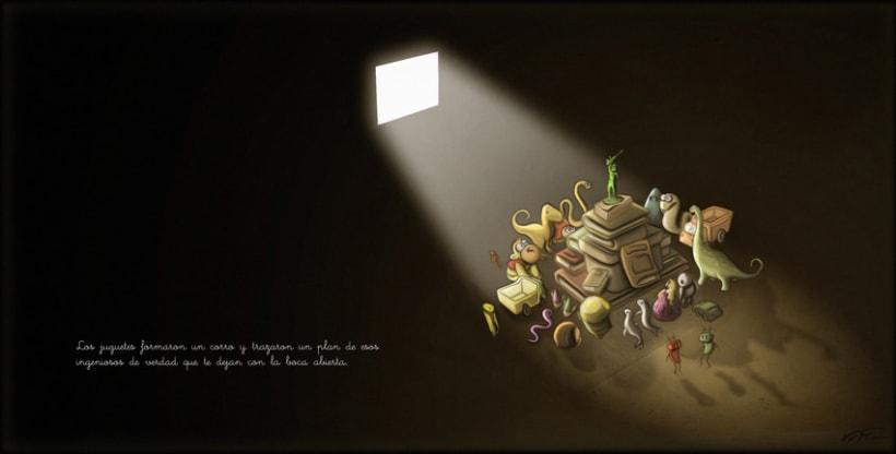 Ilustración - ¡Que Desastre! 7