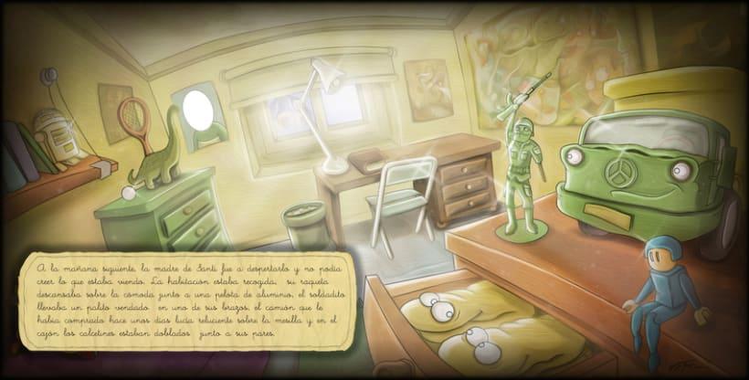 Ilustración - ¡Que Desastre! 9