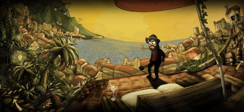 Ilustración-  Página web www.victordescalzo.com 6