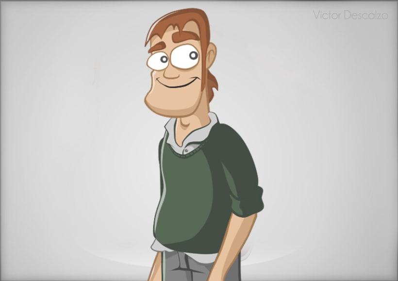 Ilustración - Personajes 6