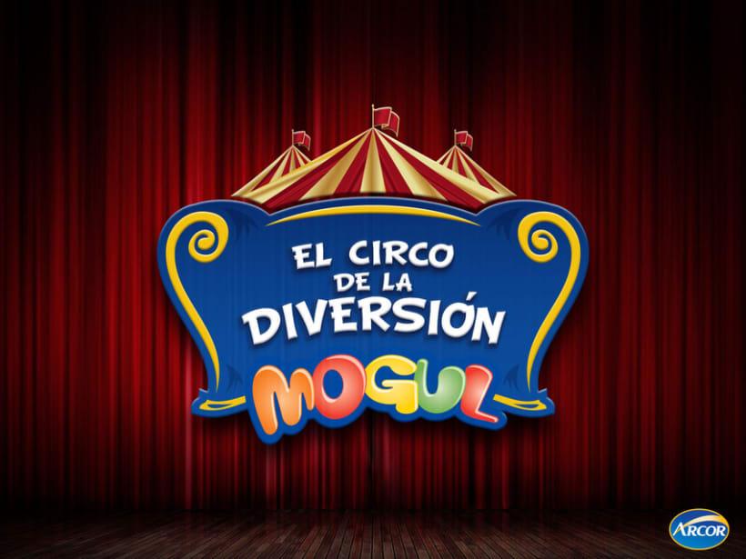 El Circo de la diversión Mogul 2