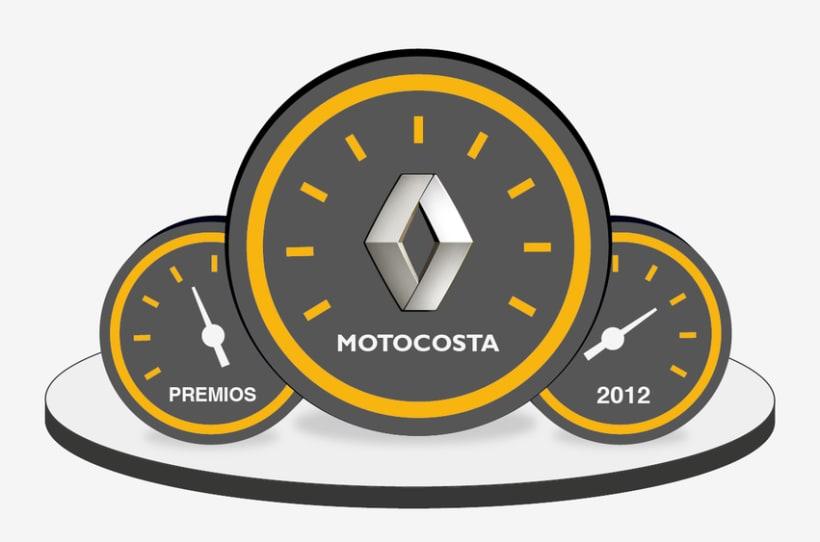 Motocosta Renault 4