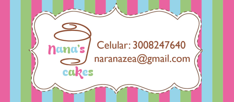 Nana's Cakes 4
